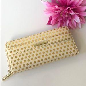 Anne Klein clutch wallet